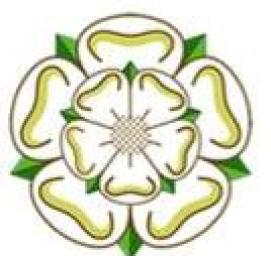 Yorkshire Tennis white rose